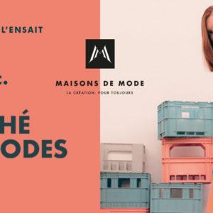 Terrariums Nat&Sens au Marché des Modes de Roubaix